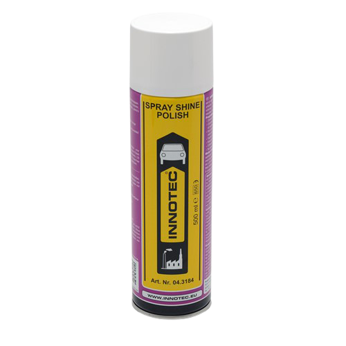 Innotec 1328 spray shine polish